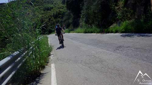 Biketour Monte Perone