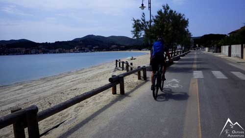 Biketour Perone